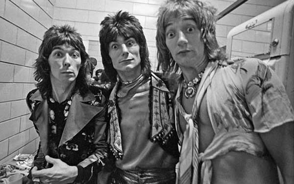 JAn Meklagen, Roni Vud i Rod Stjuart, Eseks, 1971.