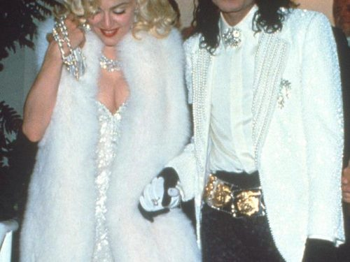 Majkl Džekson i Madona