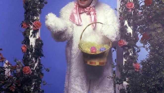 Ozi Ozborn kao Uskršnji zeka