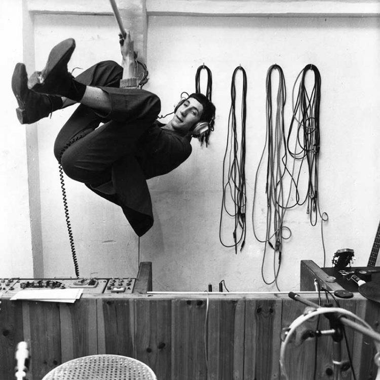 Pit Tausend, 1966.