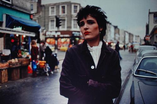 Siouxsie Sioux, 1977.