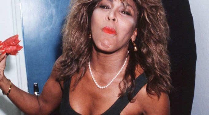 Tina Tarner, 1988.