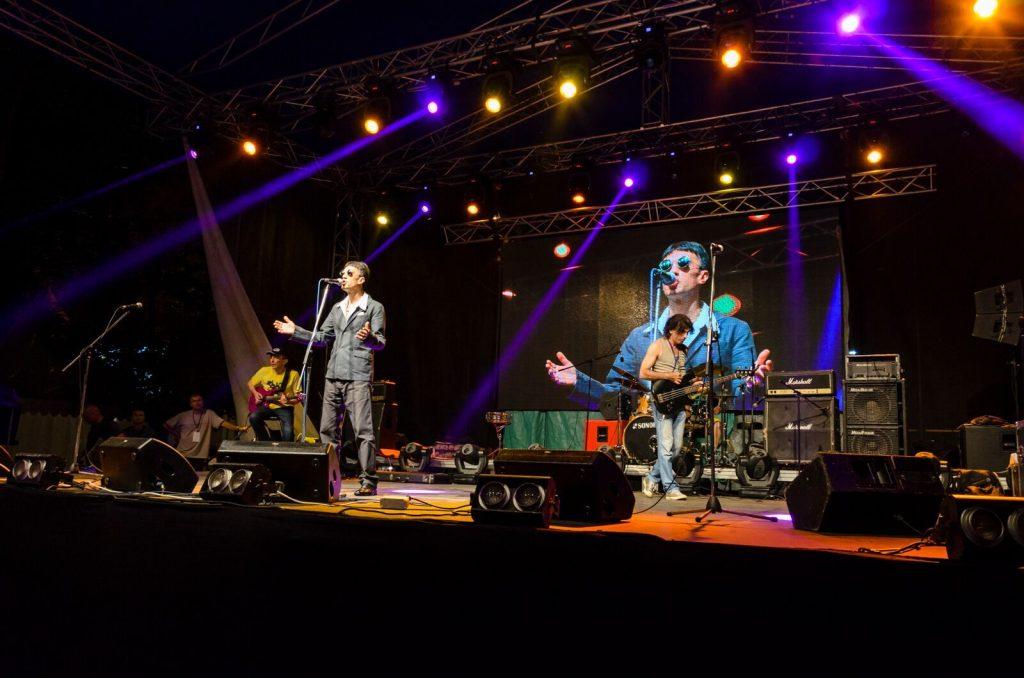 Elvis J Kurtović, Dani piva Zrenjanin/Photo: Promo