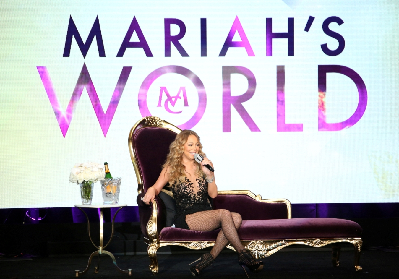 Mataja Keri, Mariah's World/Photo: Press