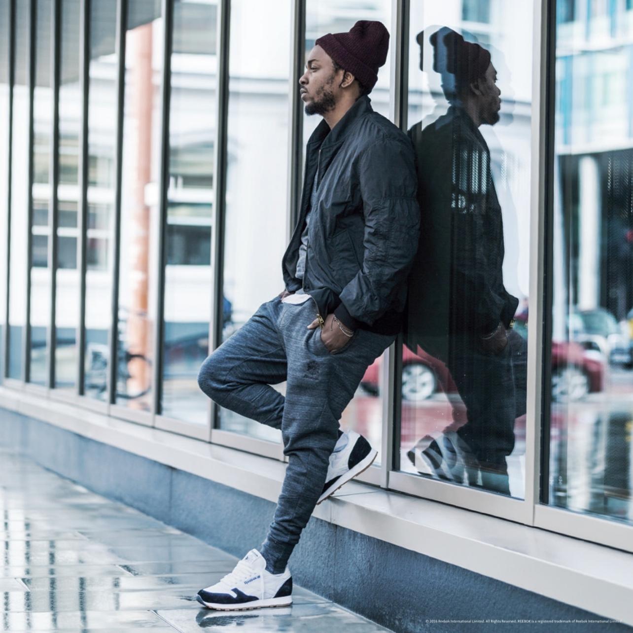 Kendrick Lamar, Reebok Perfect Split /Photo: Promo