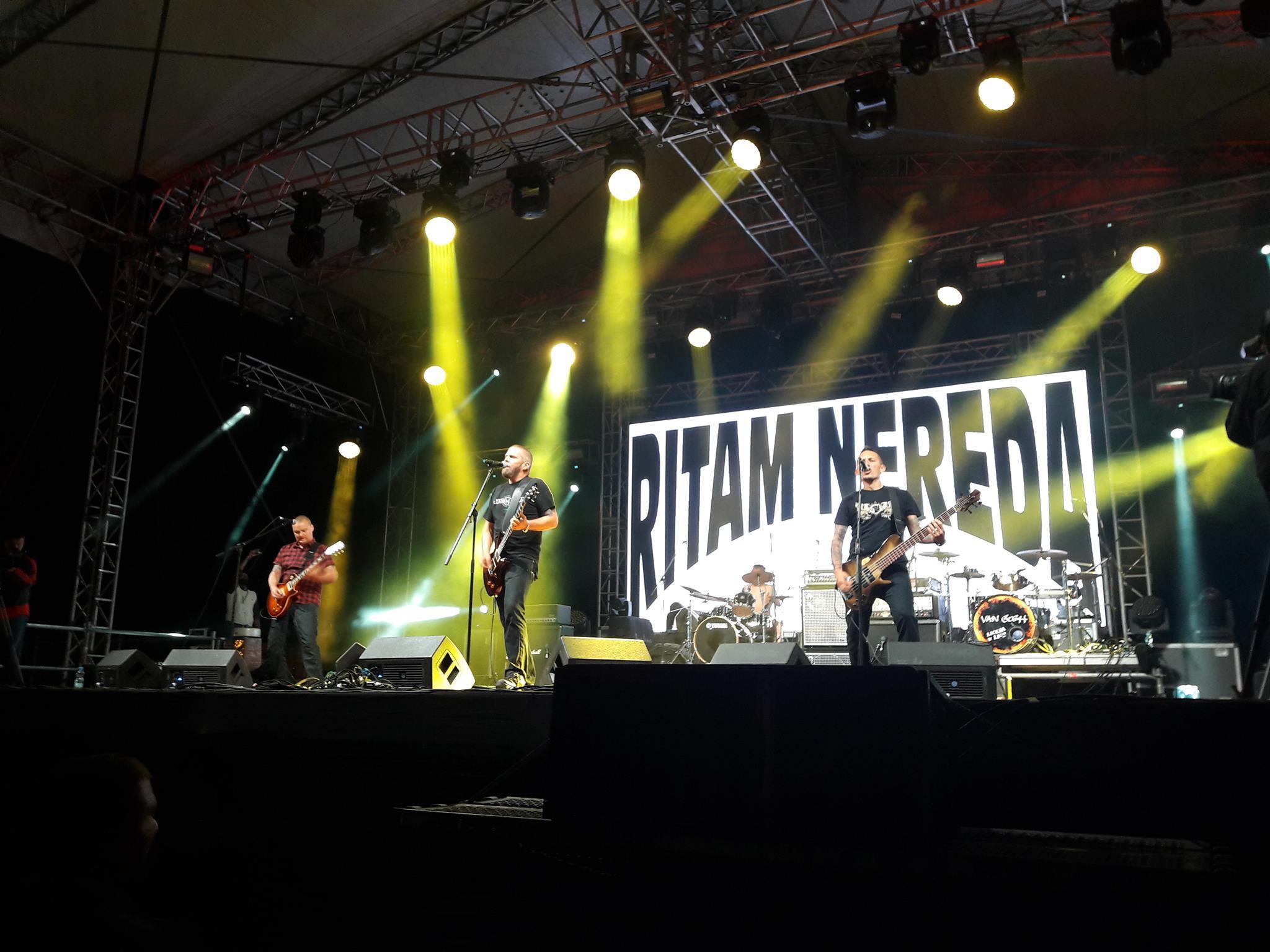 Gitarijada, Ritam nereda/ Photo: Promo