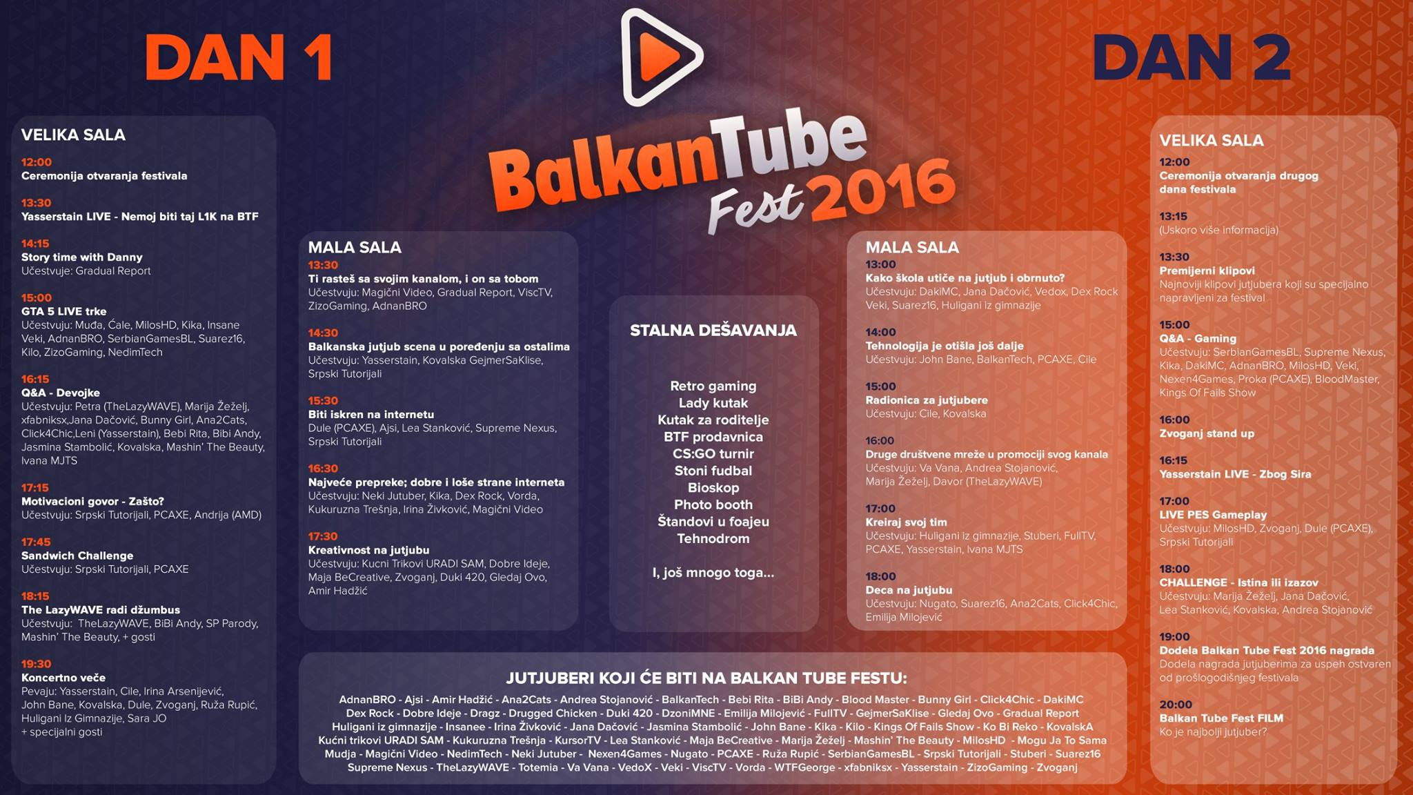 Photo: Facebook@BalkanTubeFest