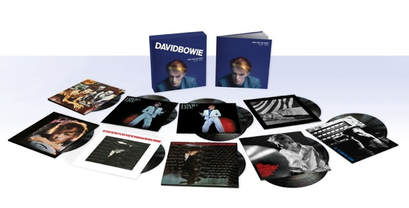 David Bowie/Photo: Promo