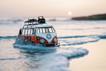 In The Waves/ Photo: Kim Leuenberger