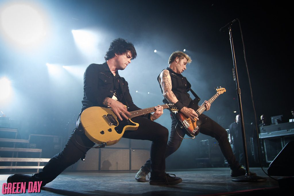 Photo: greenday.com