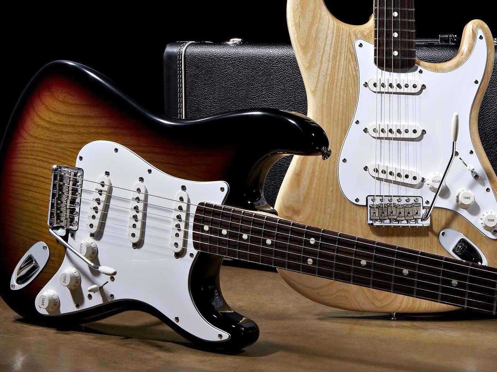 Fender Stratocaster/Photo: Pinterest