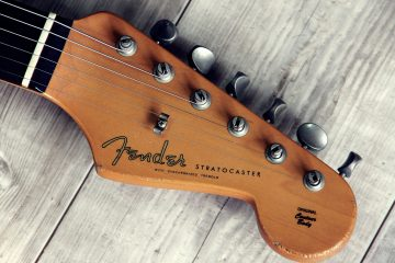 Fender Stratocaster/Photo: Pinterest