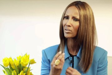 Iman/Photo: Youtube