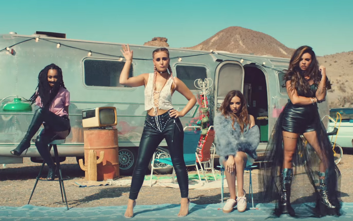 Little Mix/Photo: YouTube printscreen