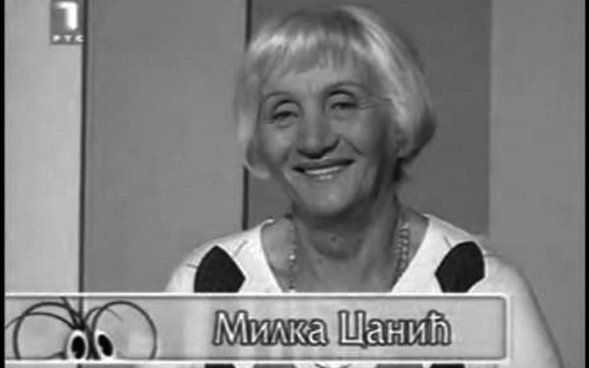 Milka Canić/Photo: printscreen