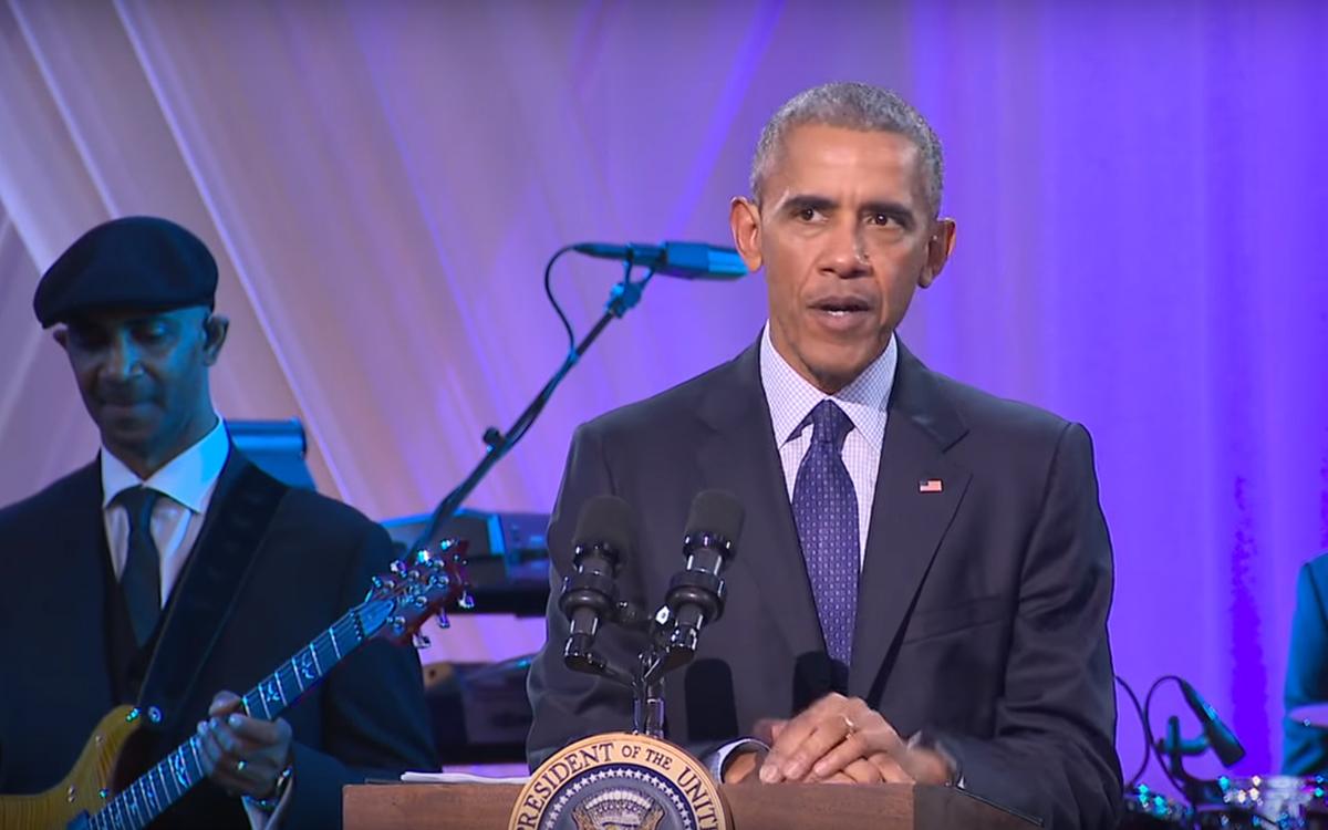 Barak Obama/Photo: YouTube printscreen