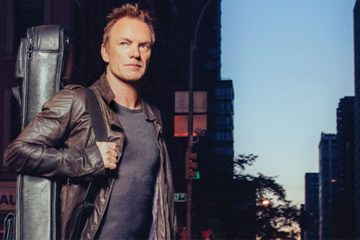 Sting/Photo: Facebook@sting