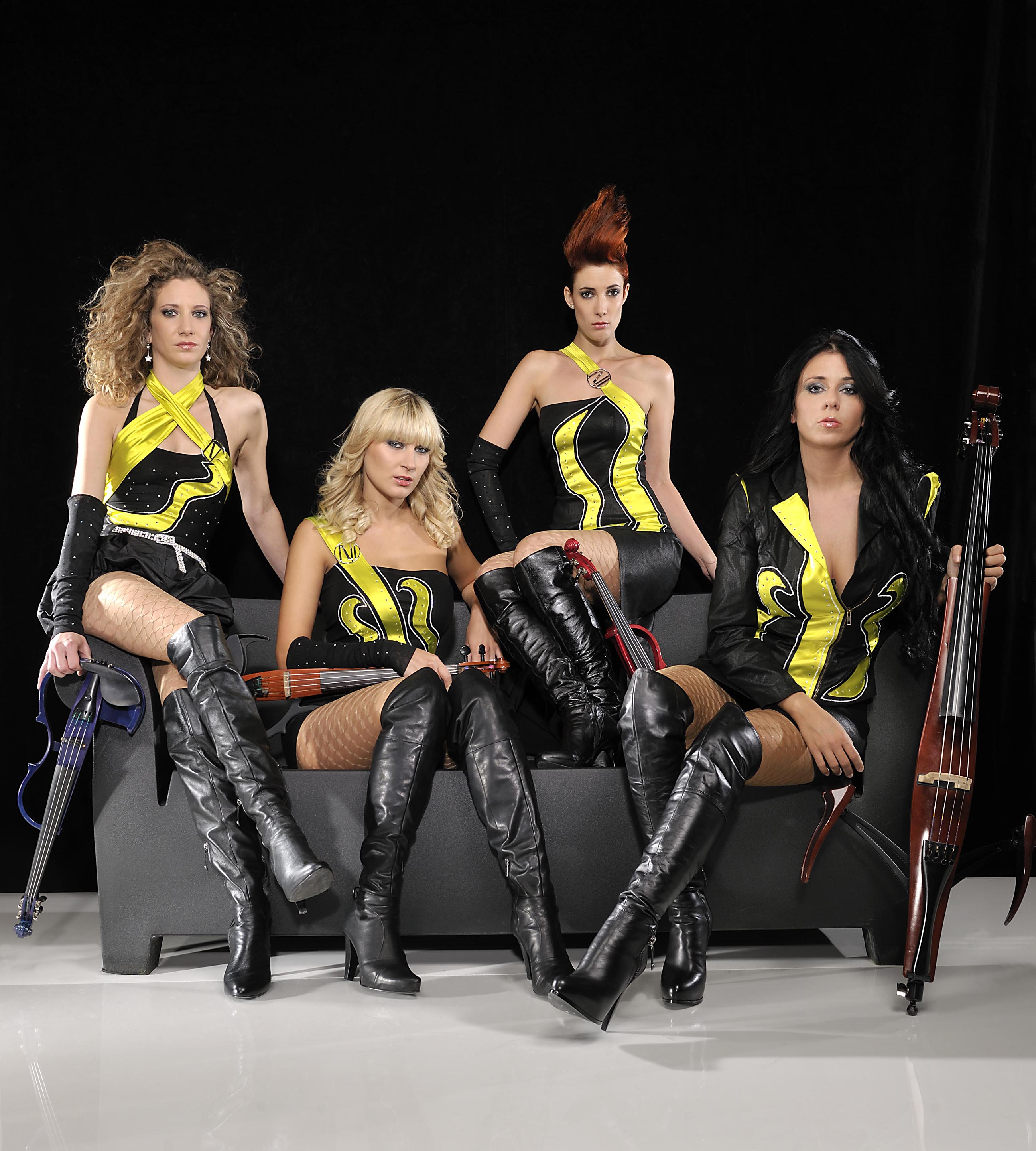 The Exclusive Strings /Photo:www.exclusivestrings.com