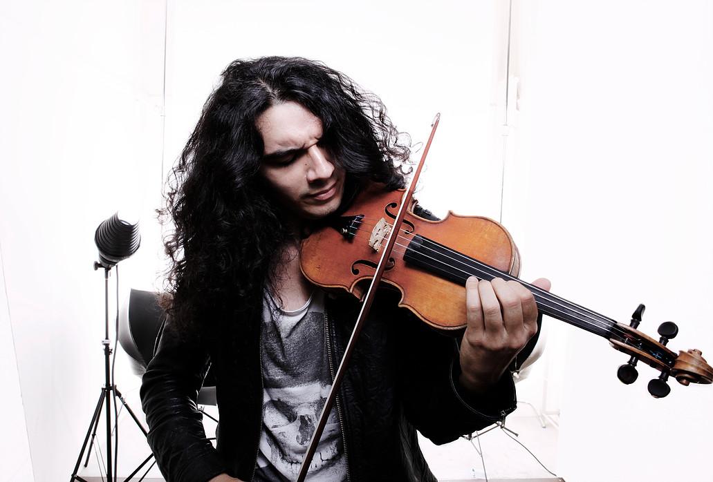 Nemanja Radulović/Photo: nemanjaviolin.com/Diescach/DG