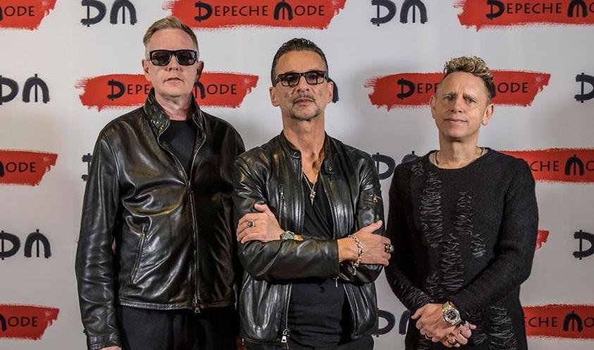 Photo: Facebook @depechemode