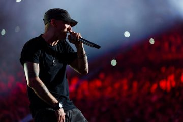 Photo: Facebook @eminem