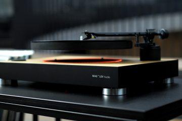 Lebdeći gramofon/Photo: MAG-LEV Audio Promo