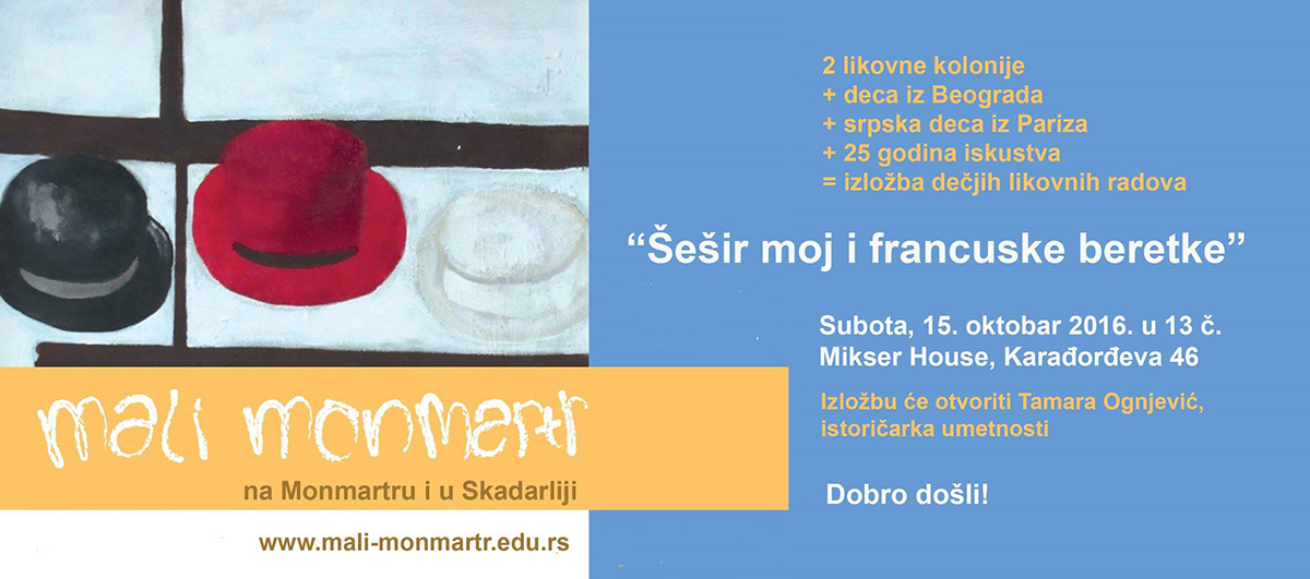 Photo: Facebook/ Art studio Mali Monmartr