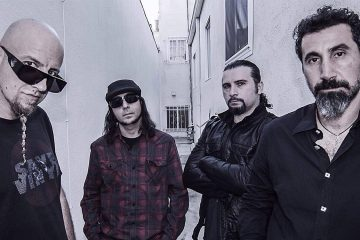 Photo: Facebook @systemofadown