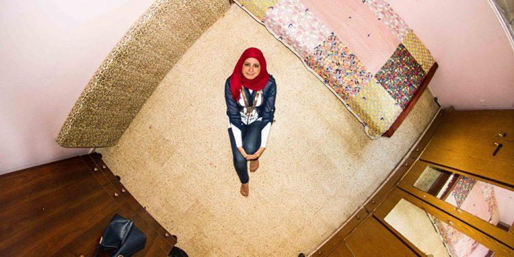 Sabrina, 27 godina, vaspitačica, Šatila (Liban) / Photo: John Thackwray