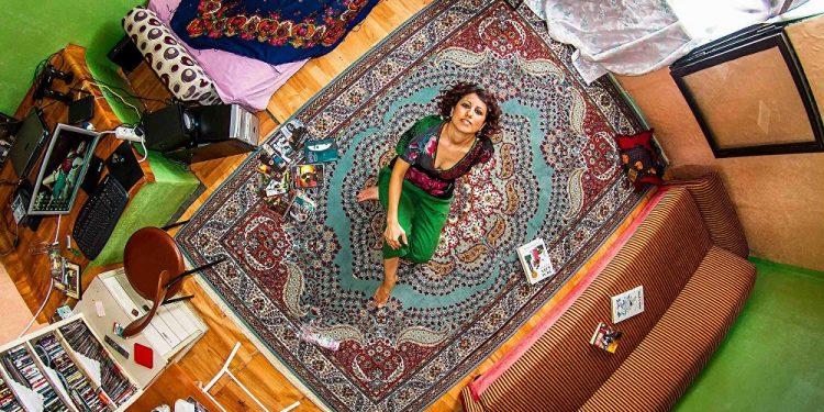 Gule, 29 godina, glumica, Istanbul (Turska) / Photo: John Thackwray