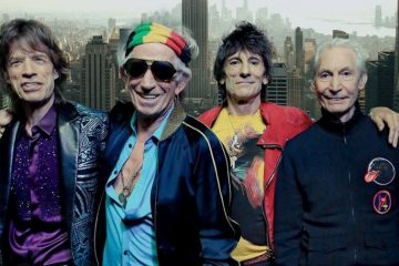 Photo: Facebook @therollingstones