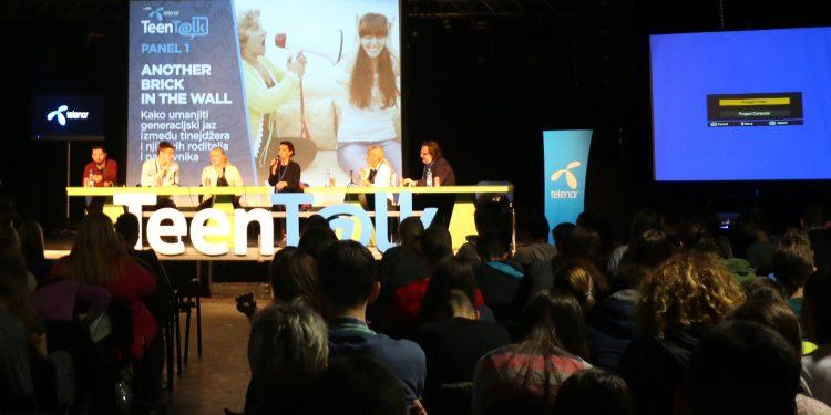Teen Talk/Photo: Andreja Ignjatović