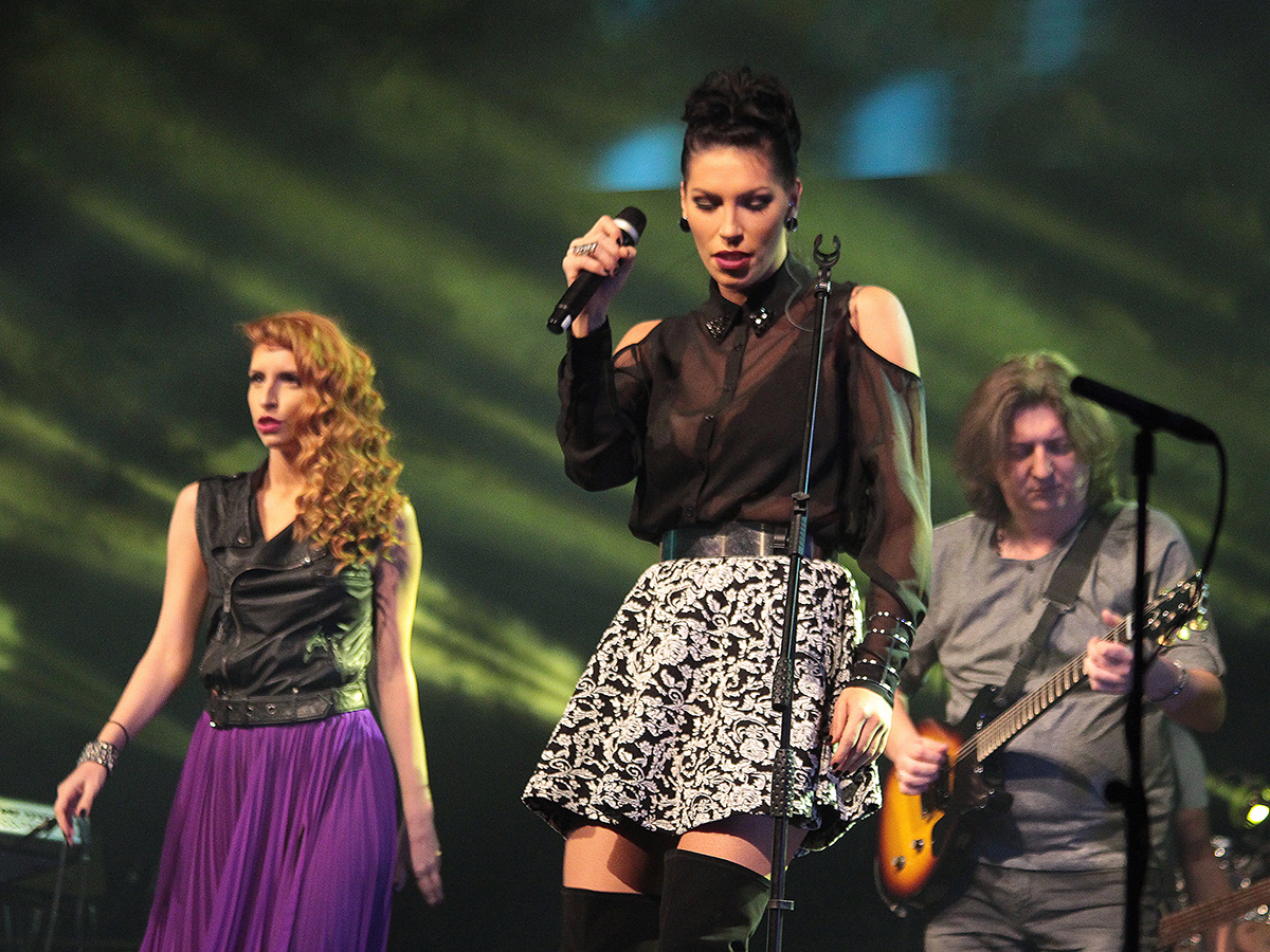 Koncert Iza horizonta/Photo: Željka Dimić