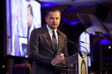 Leonardo Dikaprio/Photo:facebook@LeonardoDiCaprio