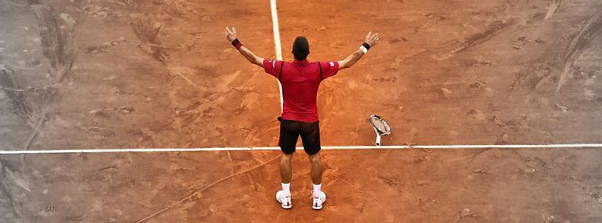 Novak Đoković/Photo:facebook@djokovic.official