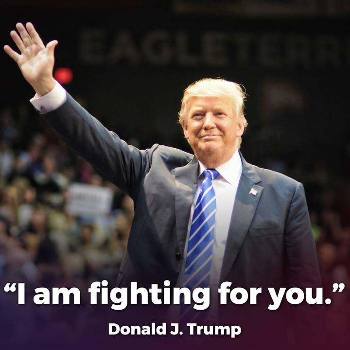 Donald Tramp/Photo: facebook@DonaldTrump