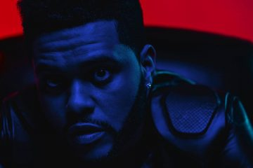 The Weeknd/Photo> Facebook@theweeknd