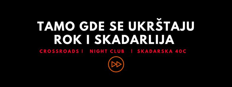 Klub Crossroads/Photo: facebook@CrossRoadsBelgrade