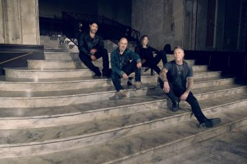 Metallica/Photo: facebook@Metallica