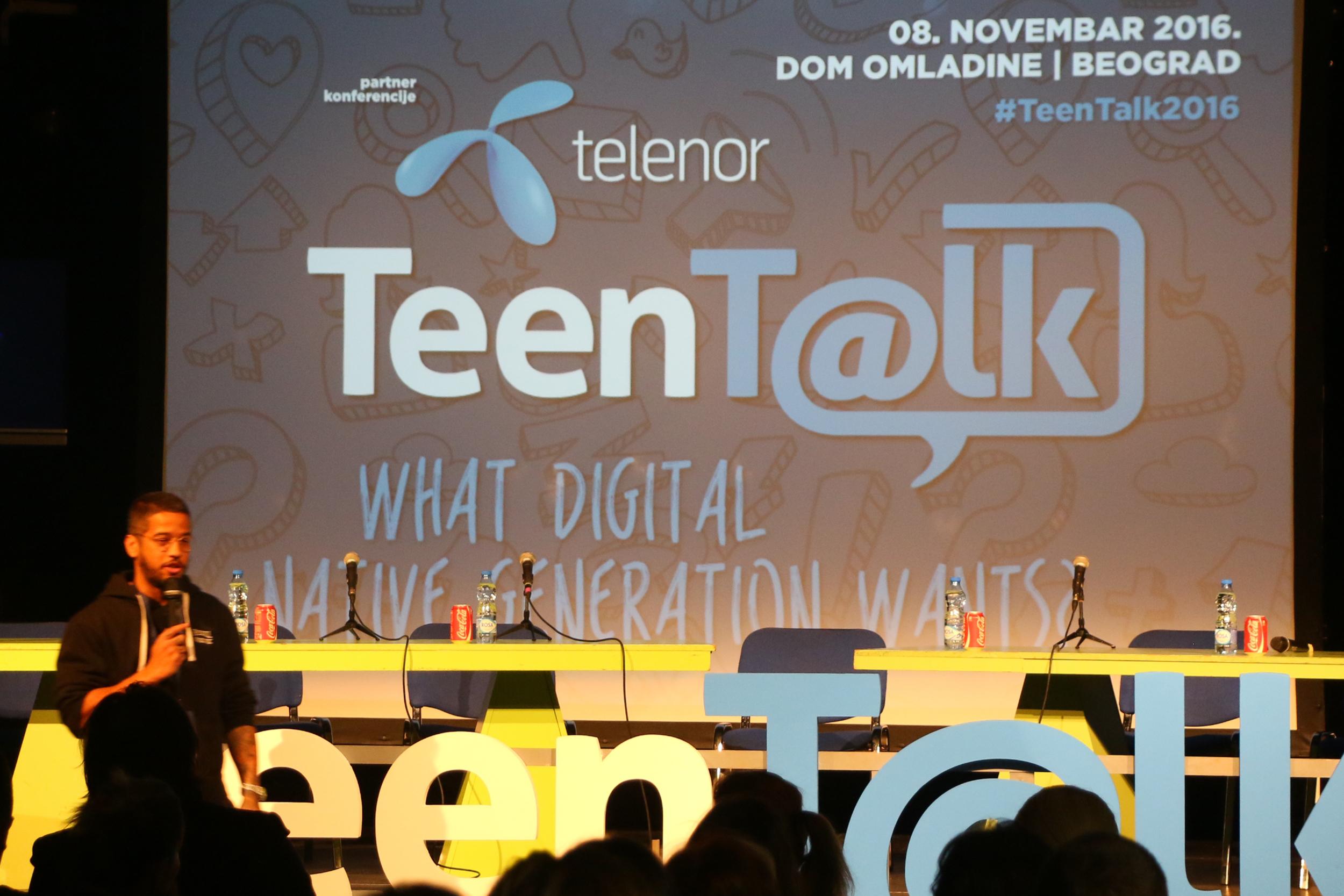 Teen Talk/Photo: artimedia