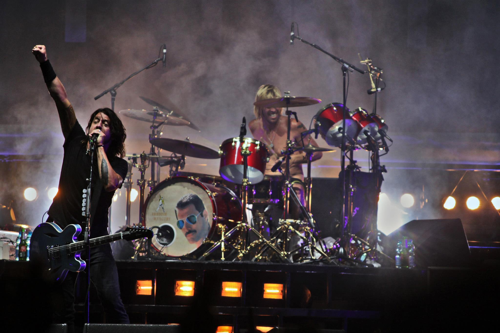 Foo Fighters/Photo:facebokk@foofighters