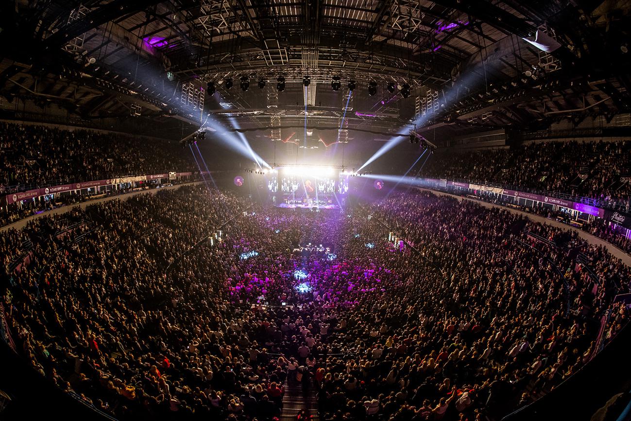 Bijelo dugme, Arena 2016./Photo: Promo, Marko Obradović Edge