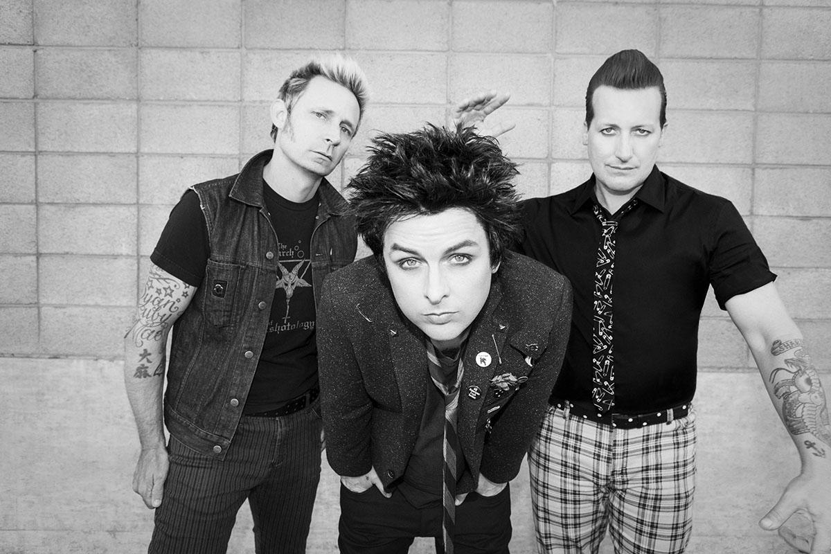 Green Day/ Photo: Promo
