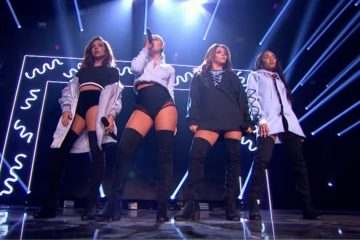 Little Mix/Photo: YouTube printscreen