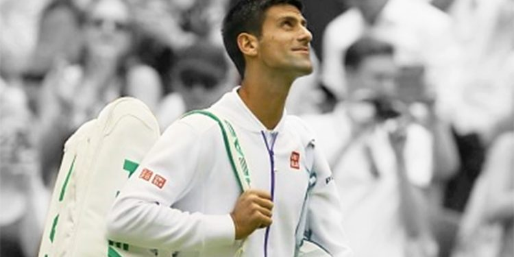 Novak Đoković/Photo:facebook@djokovic.official