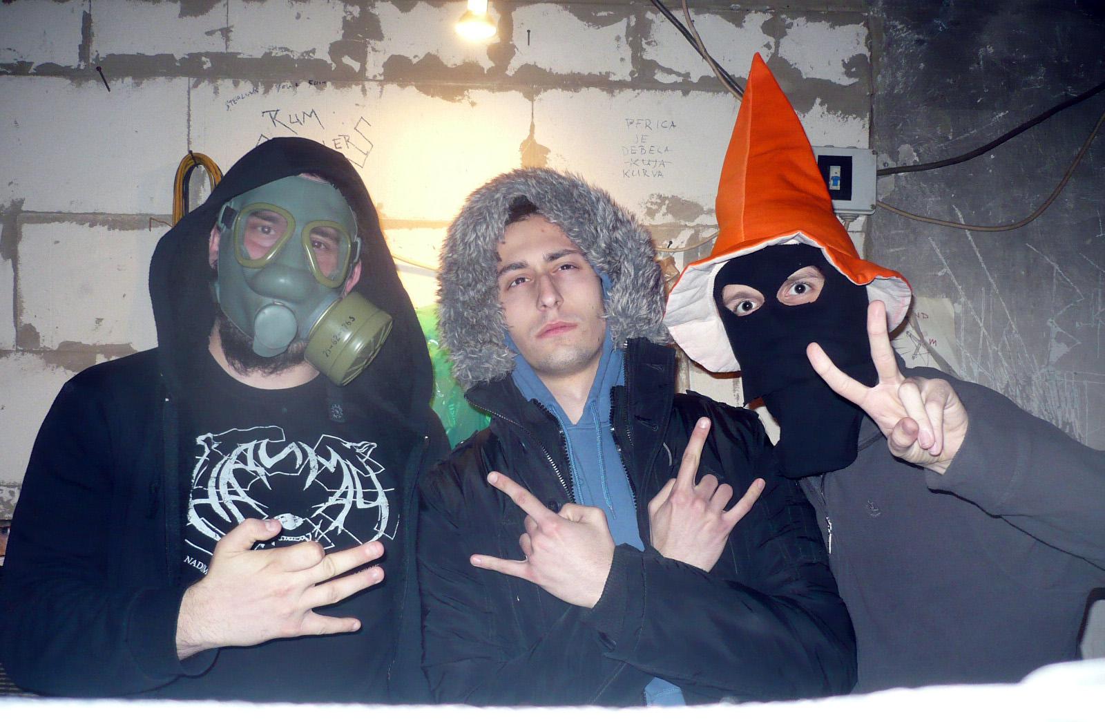 Wizards of Gore/Promo