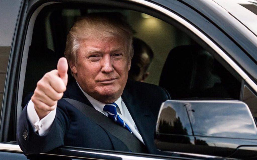 Donald Tramp/Photo: dacebook@DonaldTrump