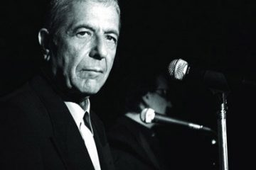 Leonard Koen/ Photo: Facebook @leonardcohen