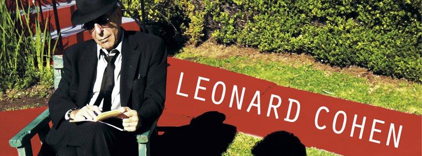Leonard Koen/ Photo: Facebook @leonardcohen