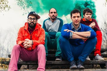 OK Go/ Photo: Facebook @okgo